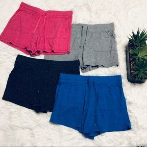 4-for-1 Athletic Works Activewear Gym Shorts